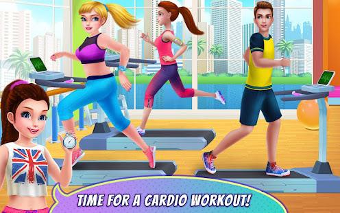 Fitness Girl - Dance