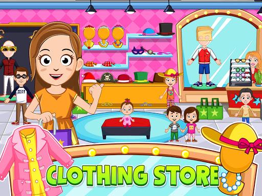 My Town : Stores  screenshots 7