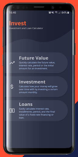 Financial Calculator Invest  Paidproapk.com 1