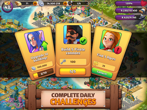 Fantasy Island Sim: Fun Forest Adventure 2.2.1 screenshots 13