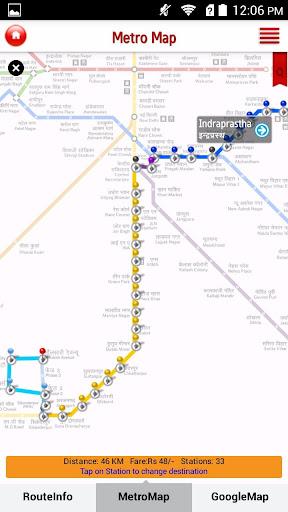 Delhi Metro Rail 6.4 Screenshots 5