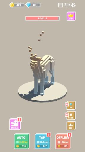 Animal Craft 3D: Idle Animal Kingdom  screenshots 5
