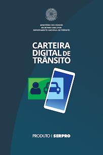 Carteira Digital de Trânsito APK Download 6