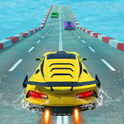 Extreme Gt car stunts racing: ramp car stunt games