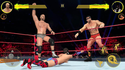 Real Wrestling Championship 2020: Wrestling Games  screenshots 10