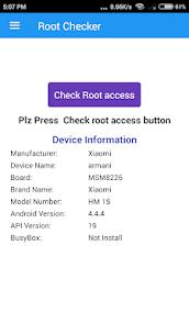 Free Root Checker SU | Busybox Checker Apk Download 2021 3