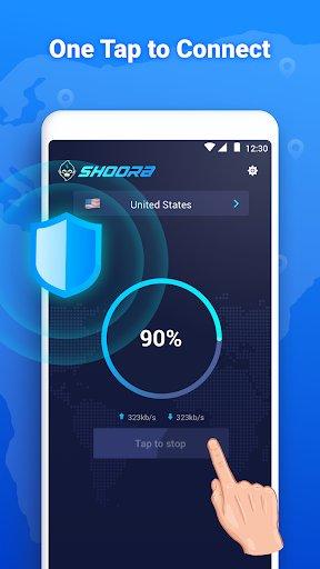 Shoora VPN Free Unblock Site VPN Browser 1.2.5.263 screenshots 4
