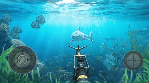 Fishing Hunter - Ocean Shooting Simulator  screenshots 23