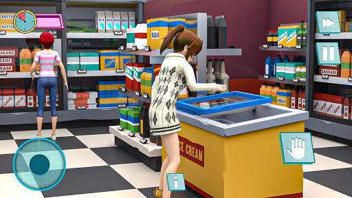 Pregnant Mother Anime Games:Pregnant Mom Simulator  screenshots 2
