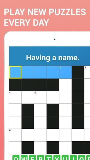 Crossword Puzzle Free Classic Word Game Offline 3.8 screenshots 13