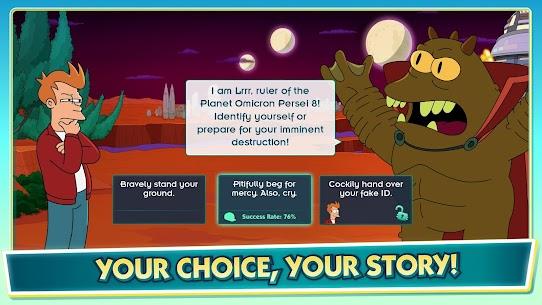Futurama: Worlds of Tomorrow MOD APK (Free Store) 5