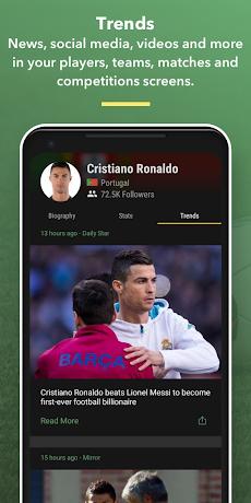 All Goals - Football Live Scoresのおすすめ画像3