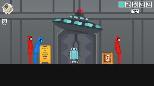 Impostor Craft Playground: Red Ragdoll 1.0.2 screenshots 4