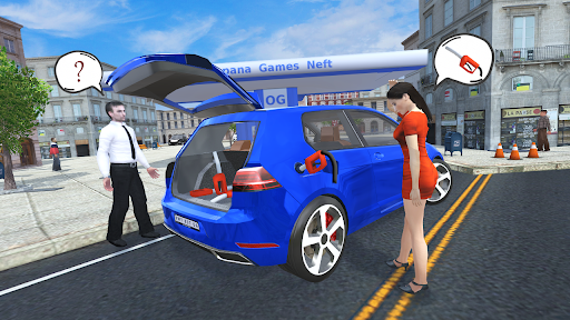 Car Simulator Golf 1.1.0 screenshots 7