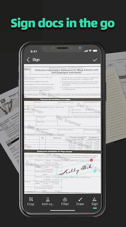 Doc Scanner - Free PDF Scanner & CamScanner  poster 18