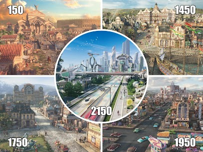Forge of Empires: Build your city 1
