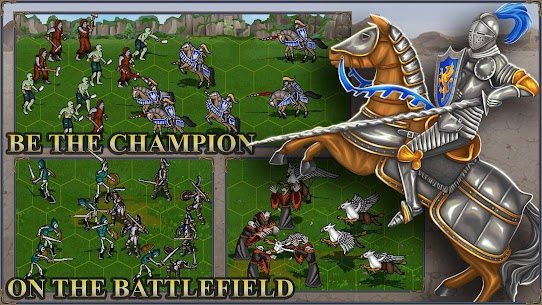 Heroes 3 MOD APK: Castle fight medieval (UNLIMITED GEMS) 3