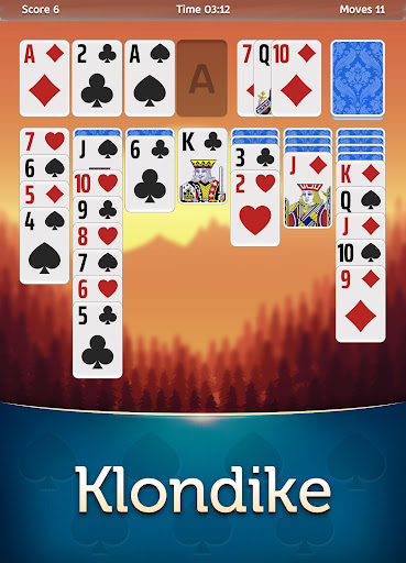 Magic Solitaire - Card Games Patience 2.10.1 screenshots 8
