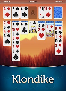 Magic Solitaire – Card Games Patience 8