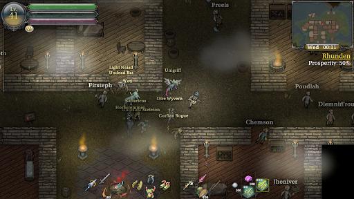 9th Dawn III RPG apktram screenshots 1
