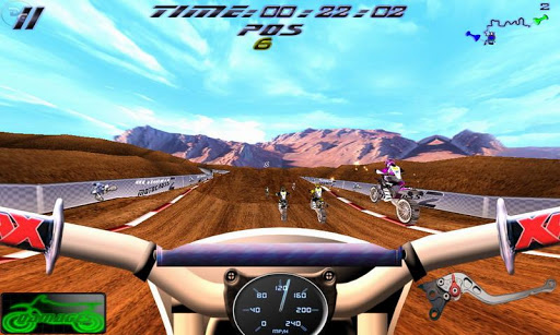 Ultimate MotoCross 2 Apkfinish screenshots 14