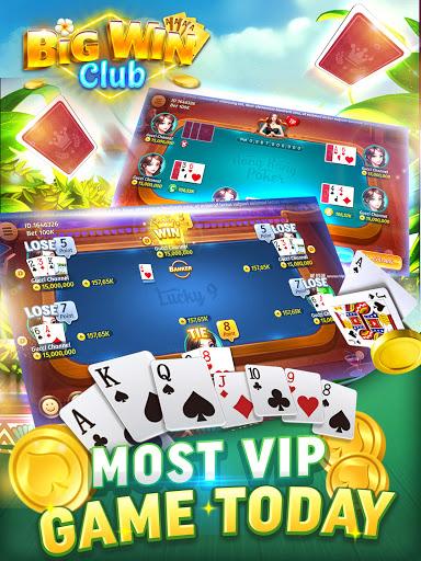 Big Win Club - Slots, Color Game, Tongits 1.05 screenshots 2