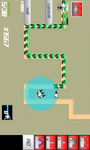 weapon defanse screenshot 1