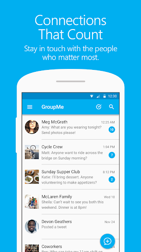 GroupMe 5.52.5 screenshots 1