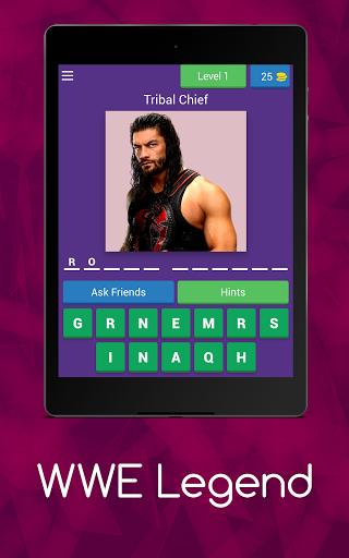 Legend of wwe : wrestlemania universe ud83cudfcbufe0fu200du2640ufe0fud83cudfc6 android2mod screenshots 11