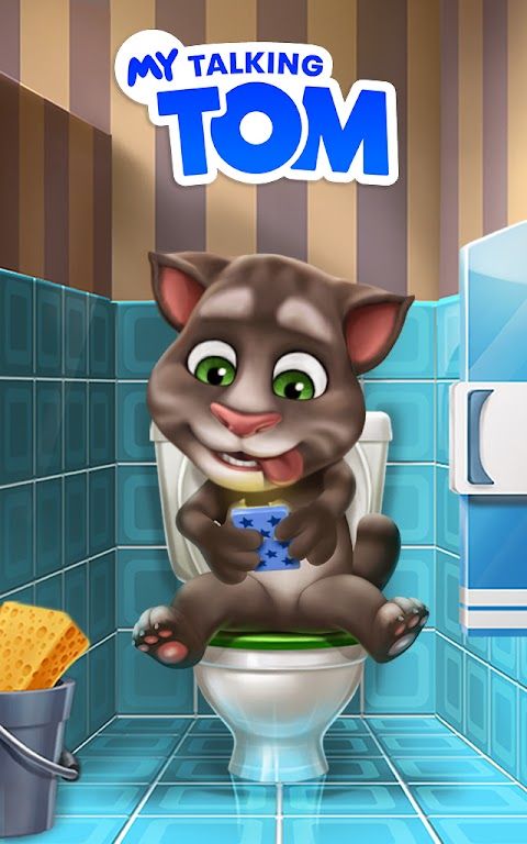 My Talking Tom poster 6