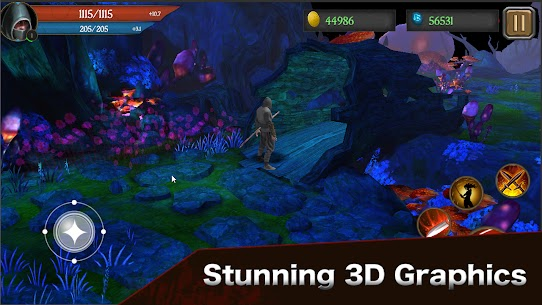 RPG Combat 3D Mod Apk 1.0 (Large Amount of Currency) 2