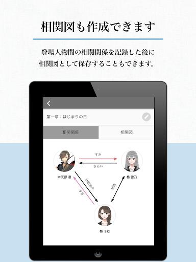 Nola(u30ceu30e9) - u5c0fu8aacu3084u6f2bu753bu3001u811au672cu3092u66f8u304fu4ebau306eu305fu3081u306eu5275u4f5cu30a8u30c7u30a3u30bfu30c4u30fcu30eb android2mod screenshots 11