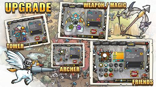 Cartoon Defense 4 android2mod screenshots 3