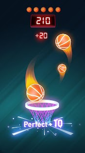 Dunk n Beat Screenshot
