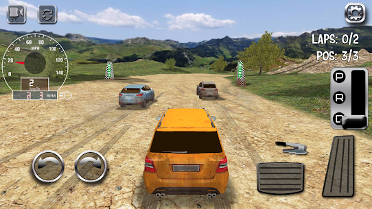 4×4 Off-Road Rally 7 MOD (Unlimited Money) 4