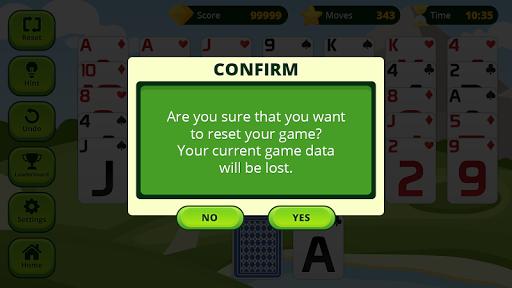 Golf Solitaire  screenshots 5