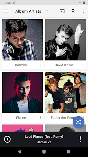 Download CloudPlayer Platinum APK music player 1.8.4 (Patched) 2