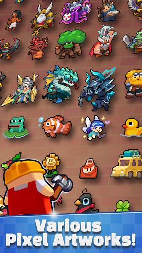 Super Retro World : Pixel Art Maker  screenshots 13