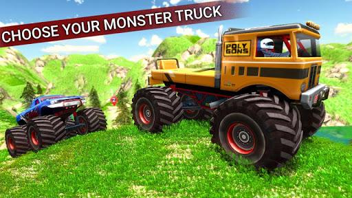 Offroad Monster Hill Truck 1.19 screenshots 3