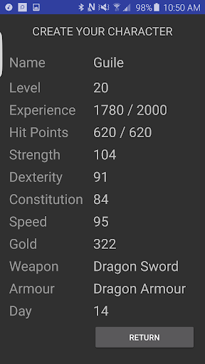 dragonslayer screenshot 2