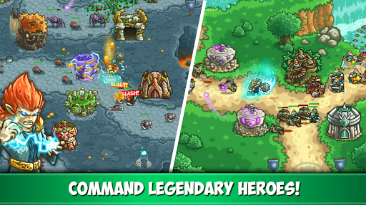 Kingdom Rush Origins - Tower Defense Game apktram screenshots 5