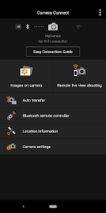 Descargar Canon Camera Connect APK {Último Android y IOS} 2
