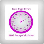 Hours of Service App and Recap Calculator Teams