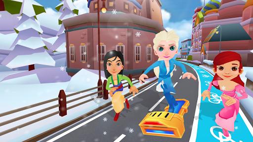 Subway Princess Runner Surf 1.1.3 screenshots 5