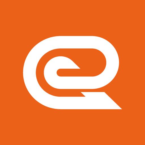 eRoutes GPS running & walking icon
