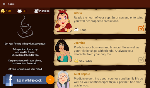Kaave - Coffee Cup Readings  screenshots 8