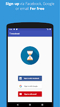 Timesheet - Track Time Hours and Salary Timecard screenshot thumbnail