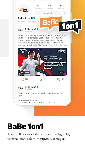 BaBe - Baca Berita 13.6.1.04 Screenshots 6