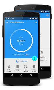 Smart Booster - Free Cleaner