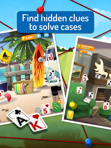 Solitaire Mystery apkdebit screenshots 10